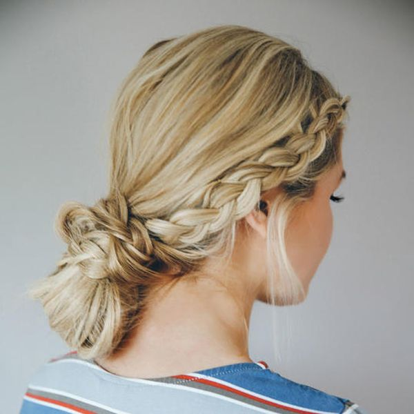 Trending Hairdos with Braids 3