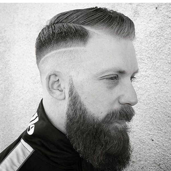 Undercut Hairstyles for Men with Receding Hairlines 3
