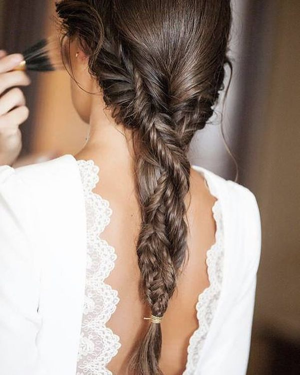 Nice Braided Hairstyles for Women 2
