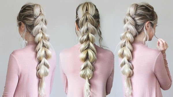 One Braid Hairstyles to Give a Try to 3