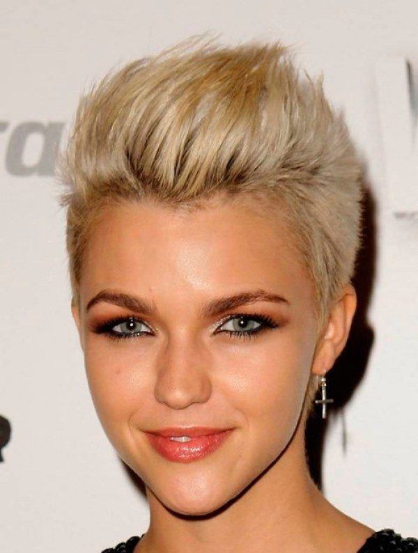 Eye-catching Hair Color Ideas for Short Hair 3