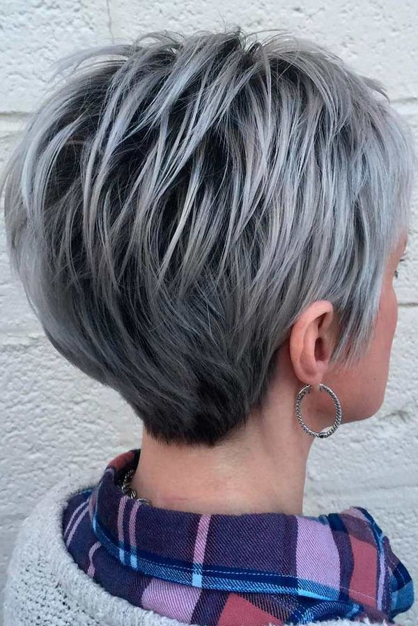 stacked haircuts best short stacked bob hairstyles 2019