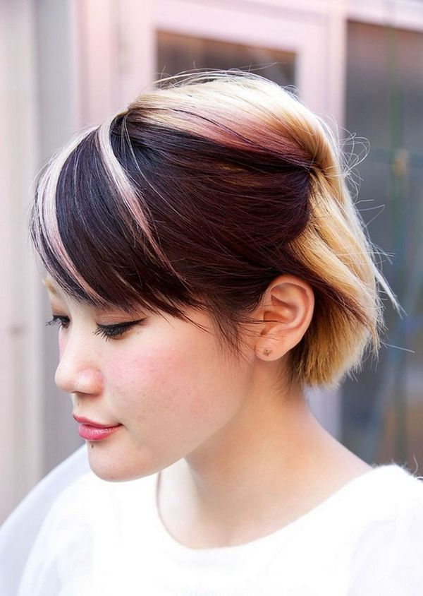 Hairstyles with Hair Stacked in the Back 4