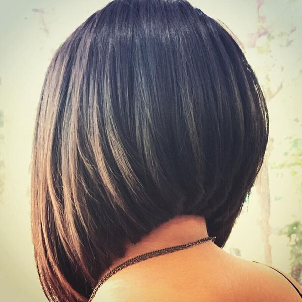 Long Stacked Bob Haircut 5