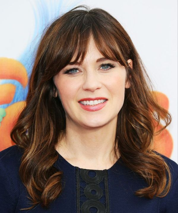 Perfect long layered haircuts with bangs for wavy hair 1