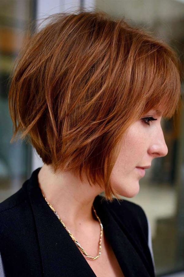Short Bob Hairstyles For Women Trending In August 2019