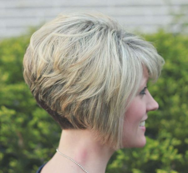 Super Short Stacked Bob Haircuts 2