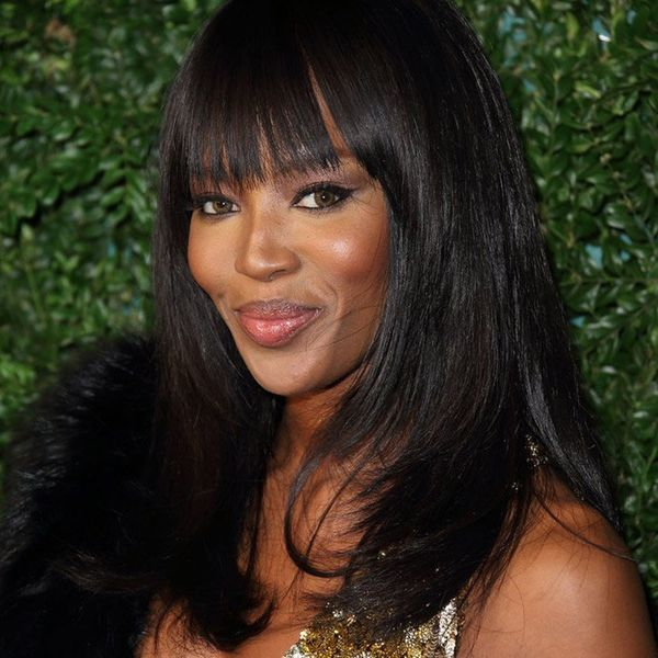 The Best Black Girl Long Hairstyles with Bangs 1