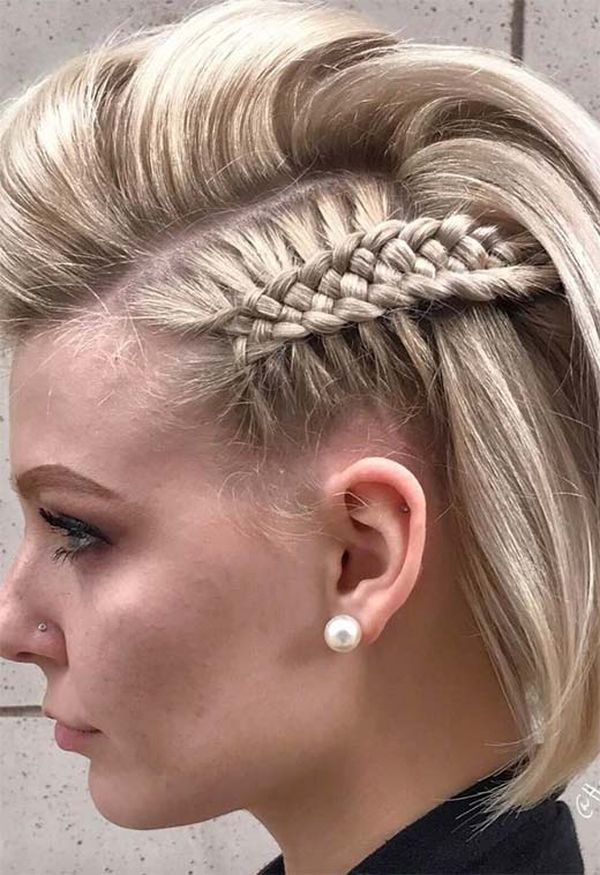 New Braided Hairstyles You Will Love 3
