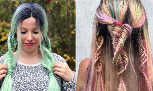 Trendy Hairstyles with Braids for Women 3