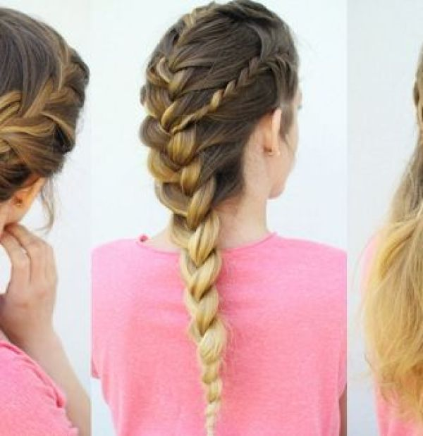 Different Hair Braiding Styles 2