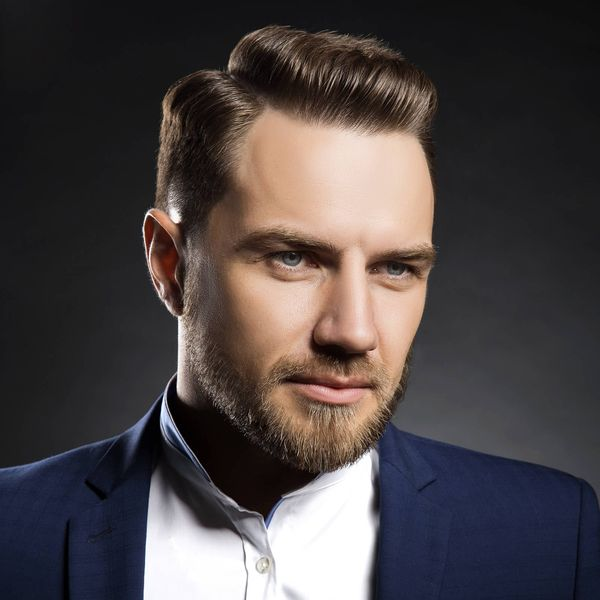 Side Part Haircut Best Mens Side Part Hairstyles 2019