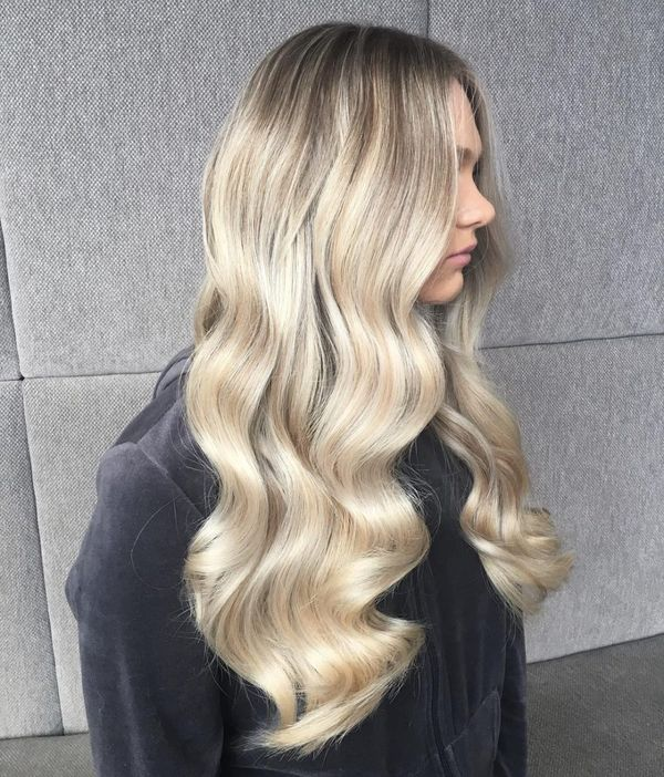 Cute Hairstyles for Long Blonde Hair 2