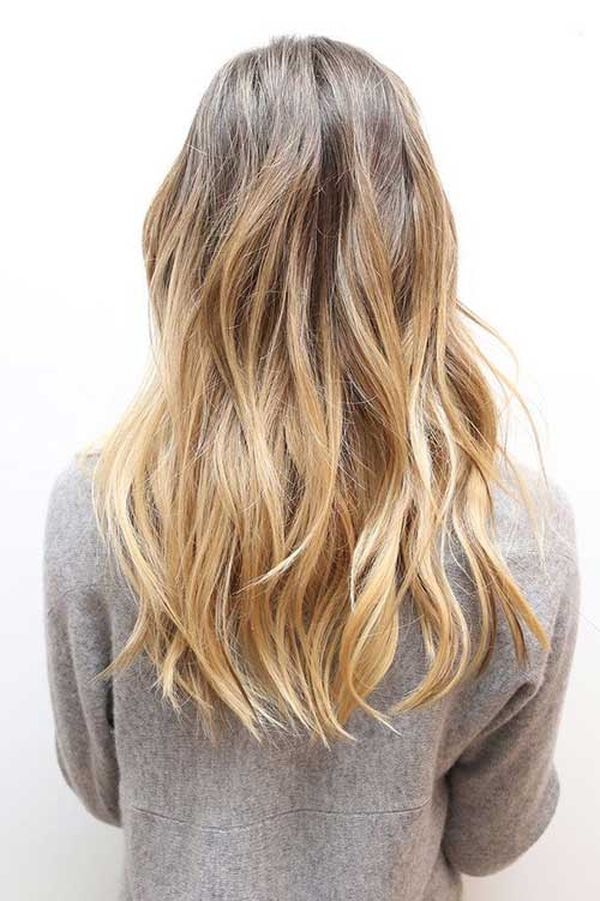 Layered Hairstyles for Women with Long Blonde Hair 4