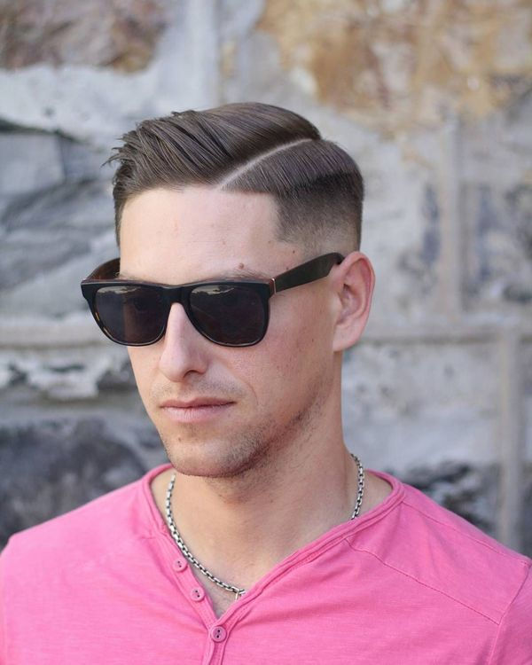 Side Part Haircut Best Men S Side Part Hairstyles 2019