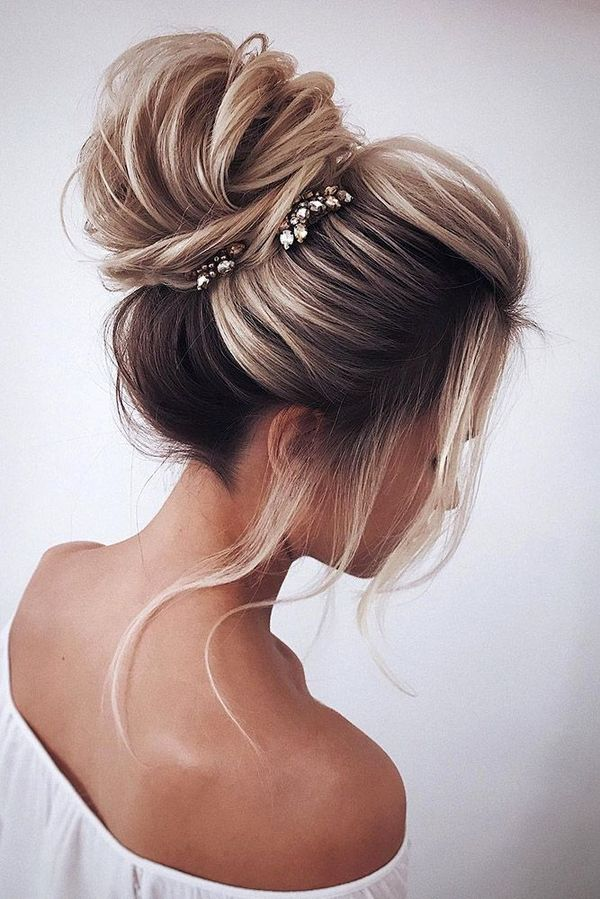 Wedding Hairstyles For Long Hair Bridal Updos For Long Hair March