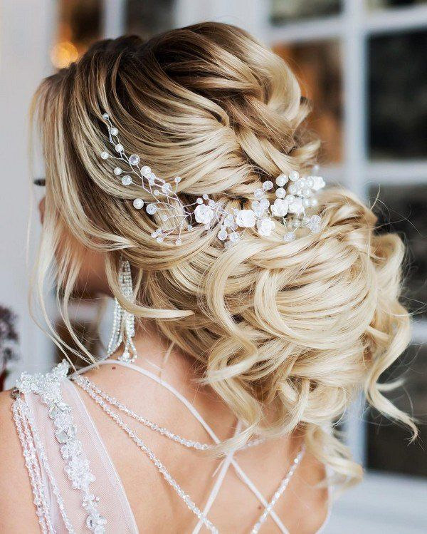 Wedding Bridesmaid Hairstyles For Long Hair: Wedding Hairstyles For Long Hair, Bridal Updos For Long