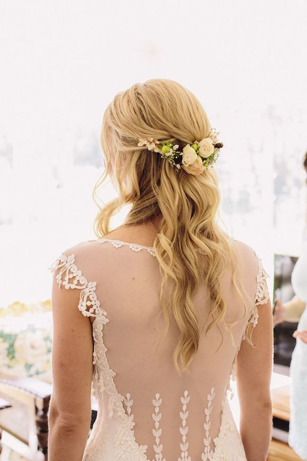 Popular Wedding Hairstyling Ideas For Long Hair 4