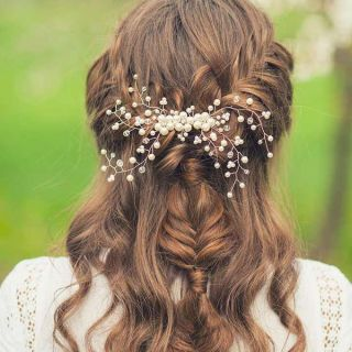 Quick And Easy Wedding Updos For Long Hair 2