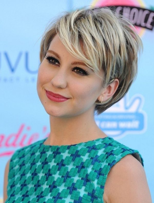 Short Pixie Cuts With Wispy Bangs For Round Face Shape 2