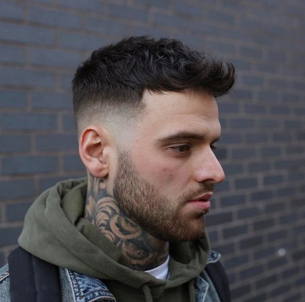 27 Cool Mid Fade Haircuts (Trending in November 2019)