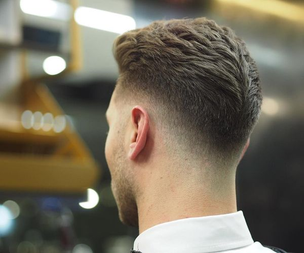Medium Low Fade Hairstyles Youll Love 1