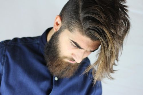 Stylish long haircuts for hipster guys 3