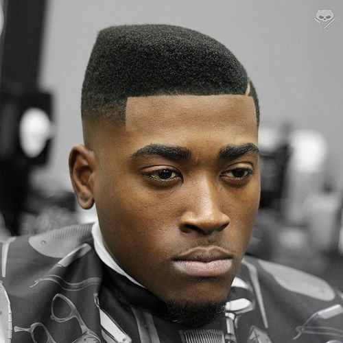 Awesome Soldier Haircut Styles for Black Men 3