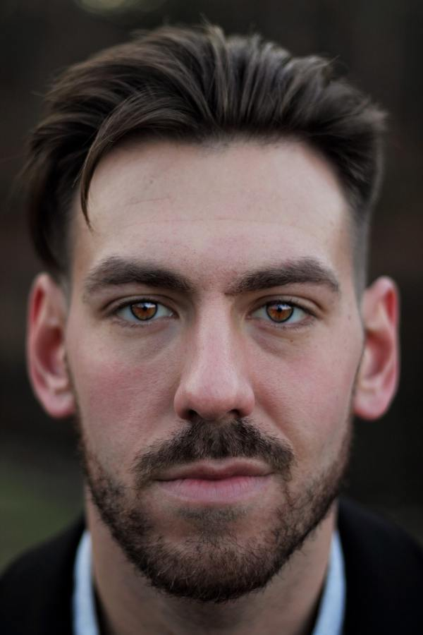 Sexy Mens Hipster Haircuts With Beard 1