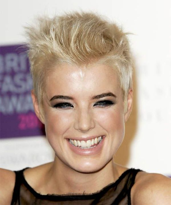 Awesome Short Spiky Hairstyles for Fine Hair 3