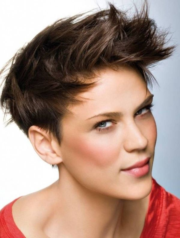 Awesome Short Spiky Hairstyles for Fine Hair 5