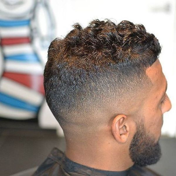 Awesome male haircuts for thick wavy hair 3