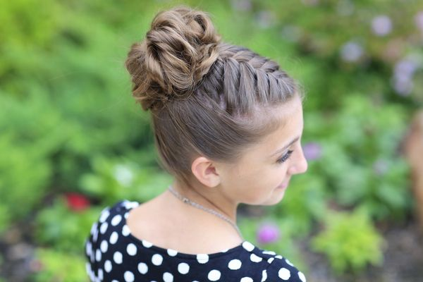 Beautiful Quick And Easy Updos For Medium Hair 1