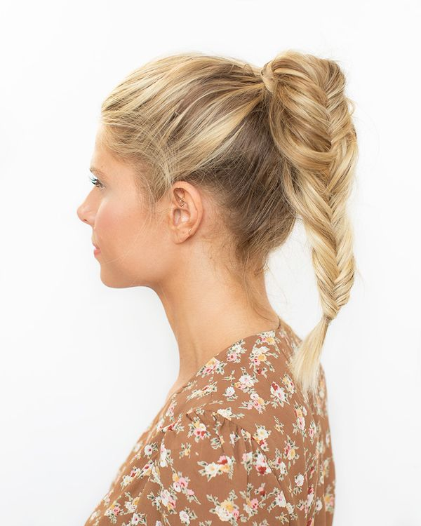 Cool Easy To Do Hairdos For Medium Thin Hair 3