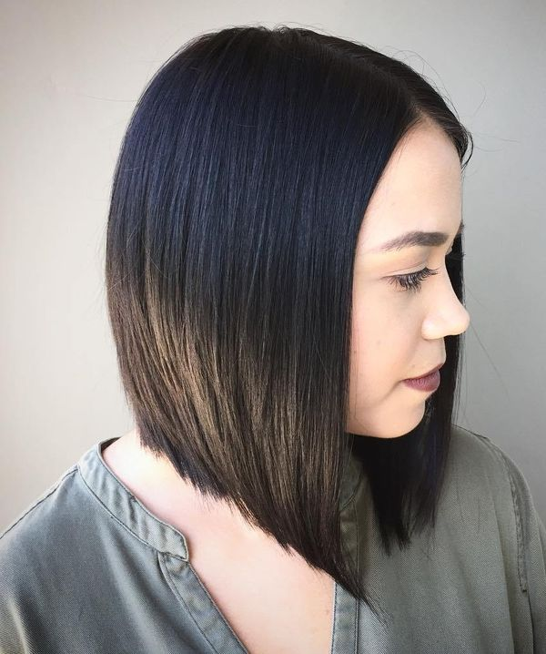 Medium Length Hairstyles For Thin Hair Trending In April 2019