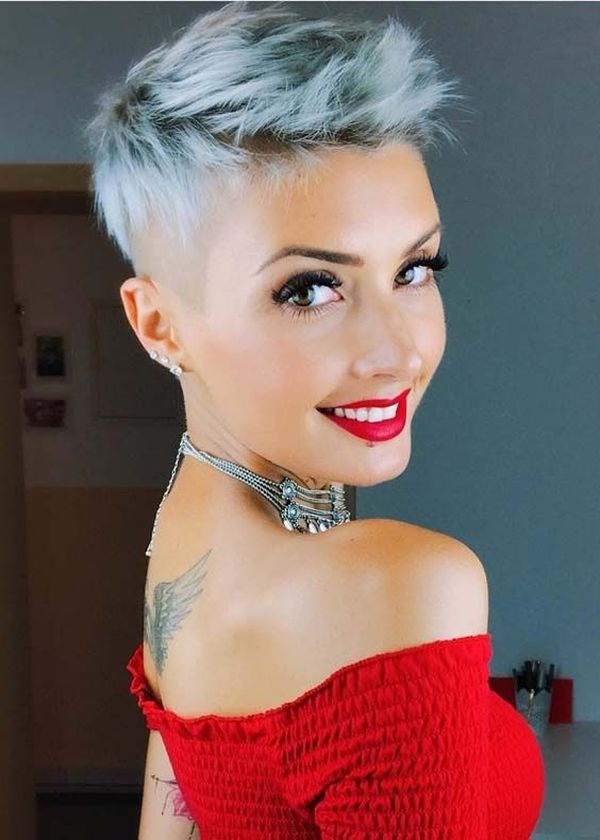 Cool Short Hair Color Ideas You Will Like 4