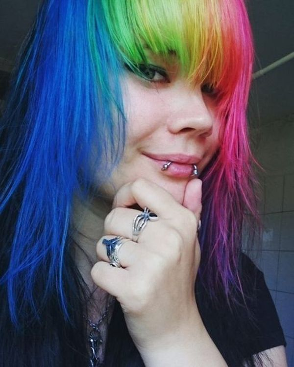 Best Emo Hairstyles For Girls Trending In February 2019