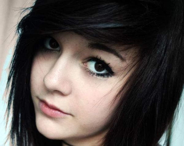 Cute short emo haircuts for girls 5