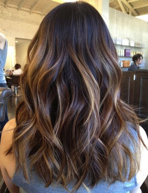 Brown Hair With Highlights Looks And Ideas Trending In February 2019