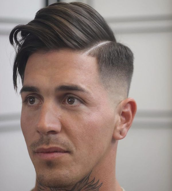 Easy Medium Length Messy Hairstyles For Guys 3