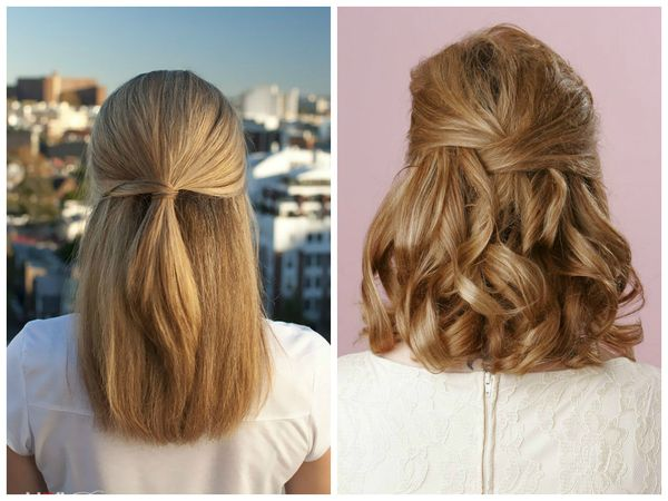 Easy Modern Updos For Shoulder Length Hair 1