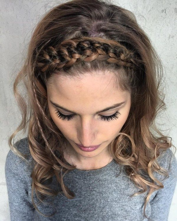 Elegant long braid styles 2