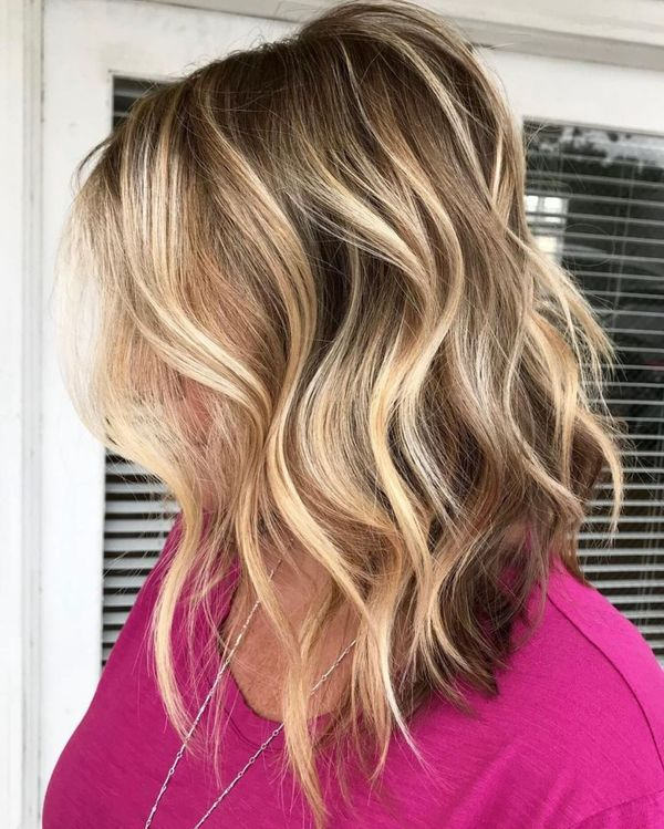 56 Modern Long Bob Hairstyles And Haircuts March 2019