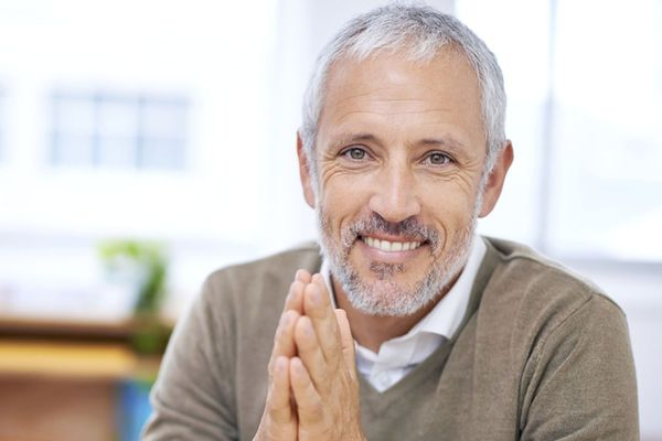 Good Haircuts for Older Men Who are Going Bald 3