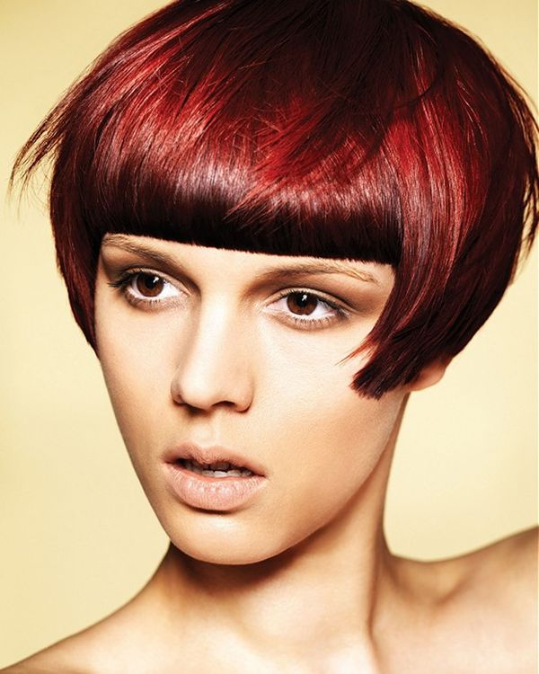 Hair Color Trends for Women with Short Hair 2