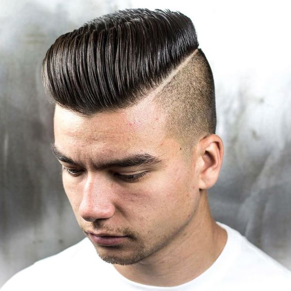 Hard part pompadour 1
