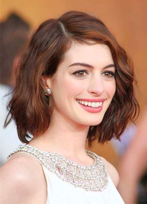 How to style short wavy hair 1