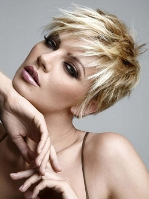 Ideas for Female Short Spiked Up Hair 1
