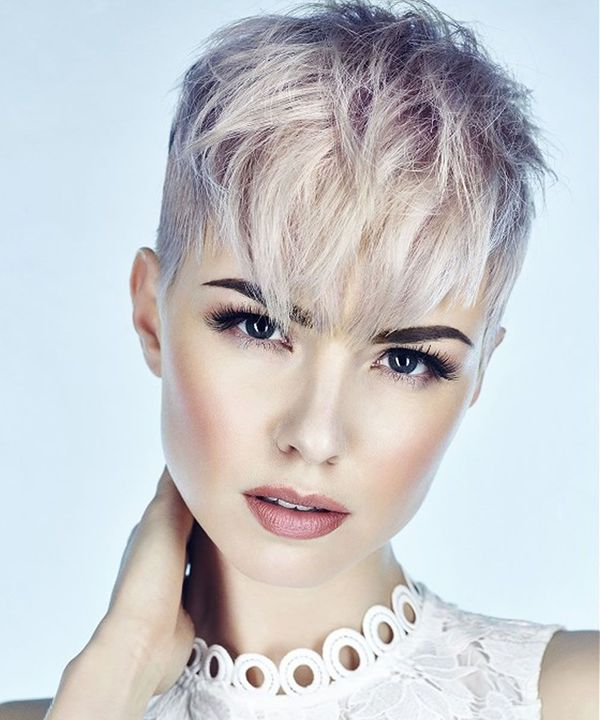 Ideas for Female Short Spiked Up Hair 4
