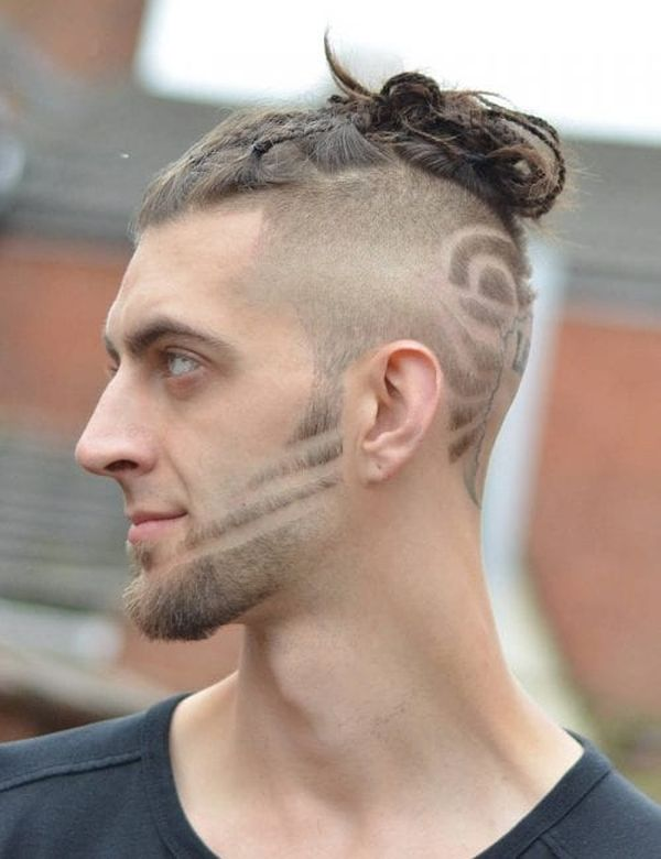 Best Top Knots Hairstyles For Men February 2019